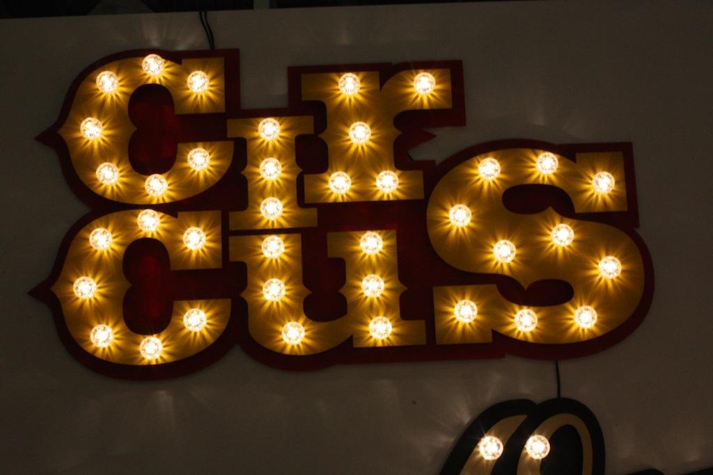 Sehr Des lettres lumineuses pour des mots et des murs déco TW48