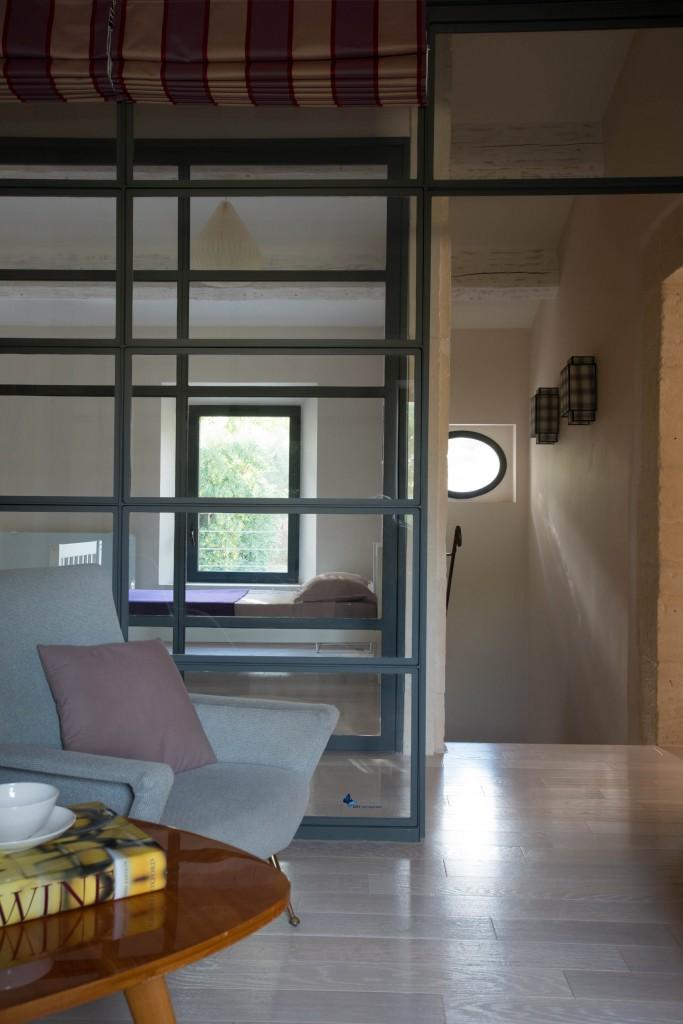 am nager son int rieur avec des cloisons vitr es d co le blog d co de mlc. Black Bedroom Furniture Sets. Home Design Ideas