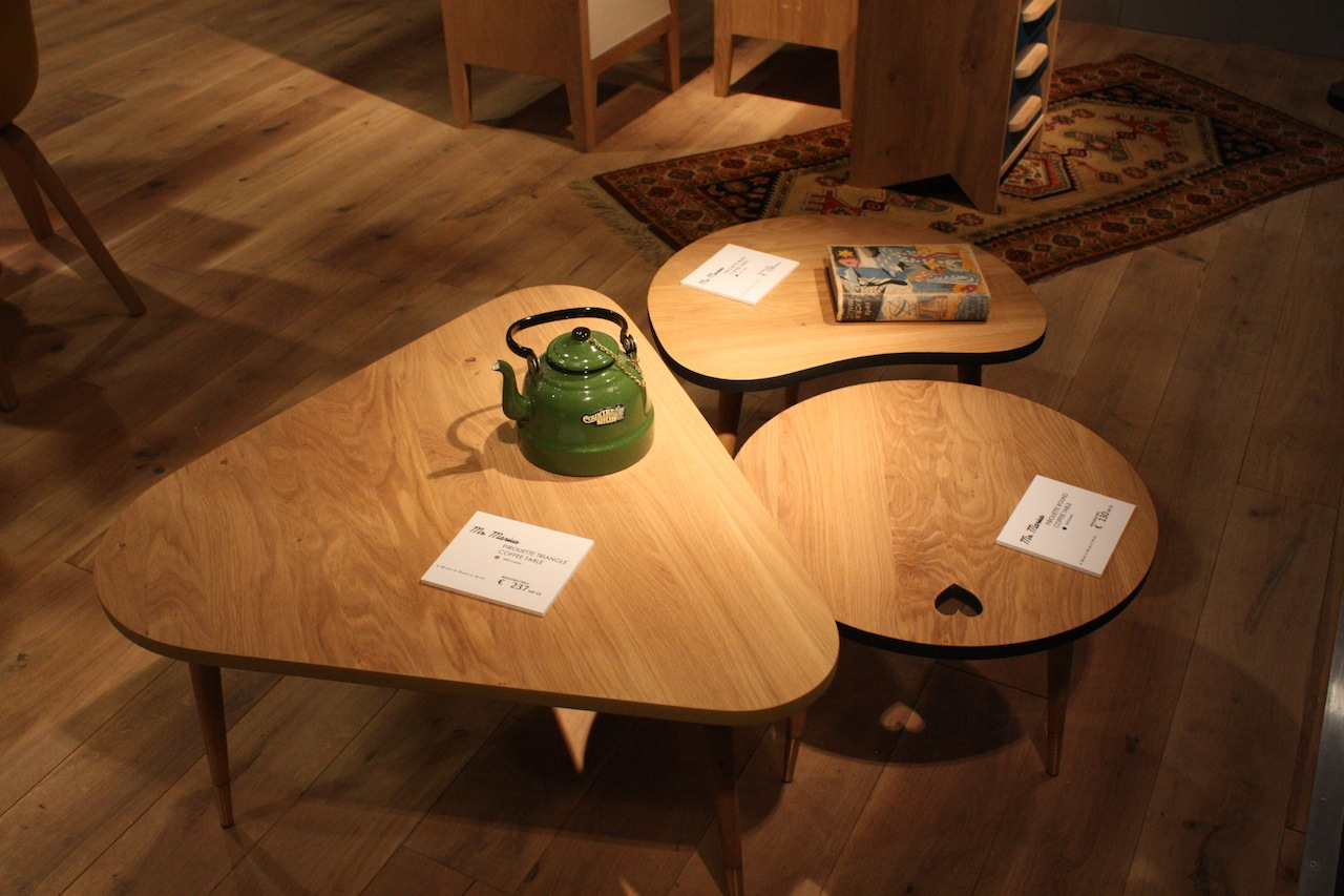 Inspirations et id es d co maison et objets salon art - Salon art de la table ...