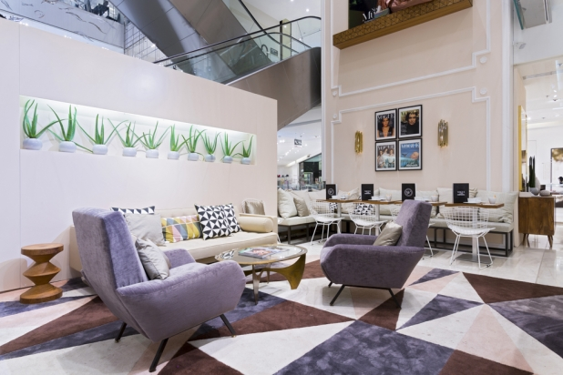 tapis forme g om trique archives le blog d co de mlc. Black Bedroom Furniture Sets. Home Design Ideas