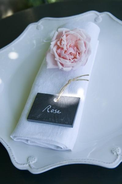 D coration mariage table et marque place - Marque place pour mariage ...