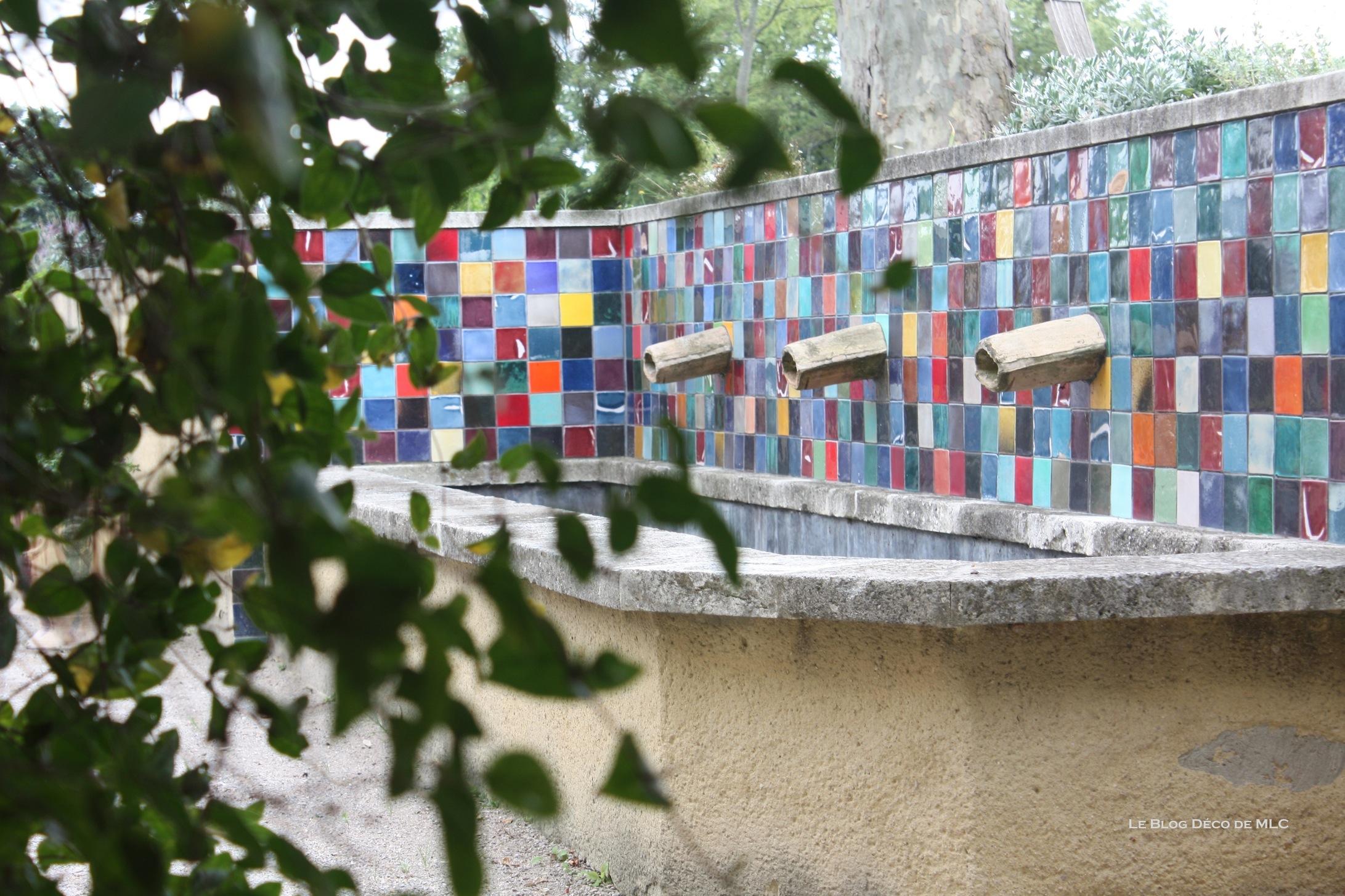 Une maison en provence couleurs m langes et lifestyle le blog d co de mlc - Maison couleur provence ...
