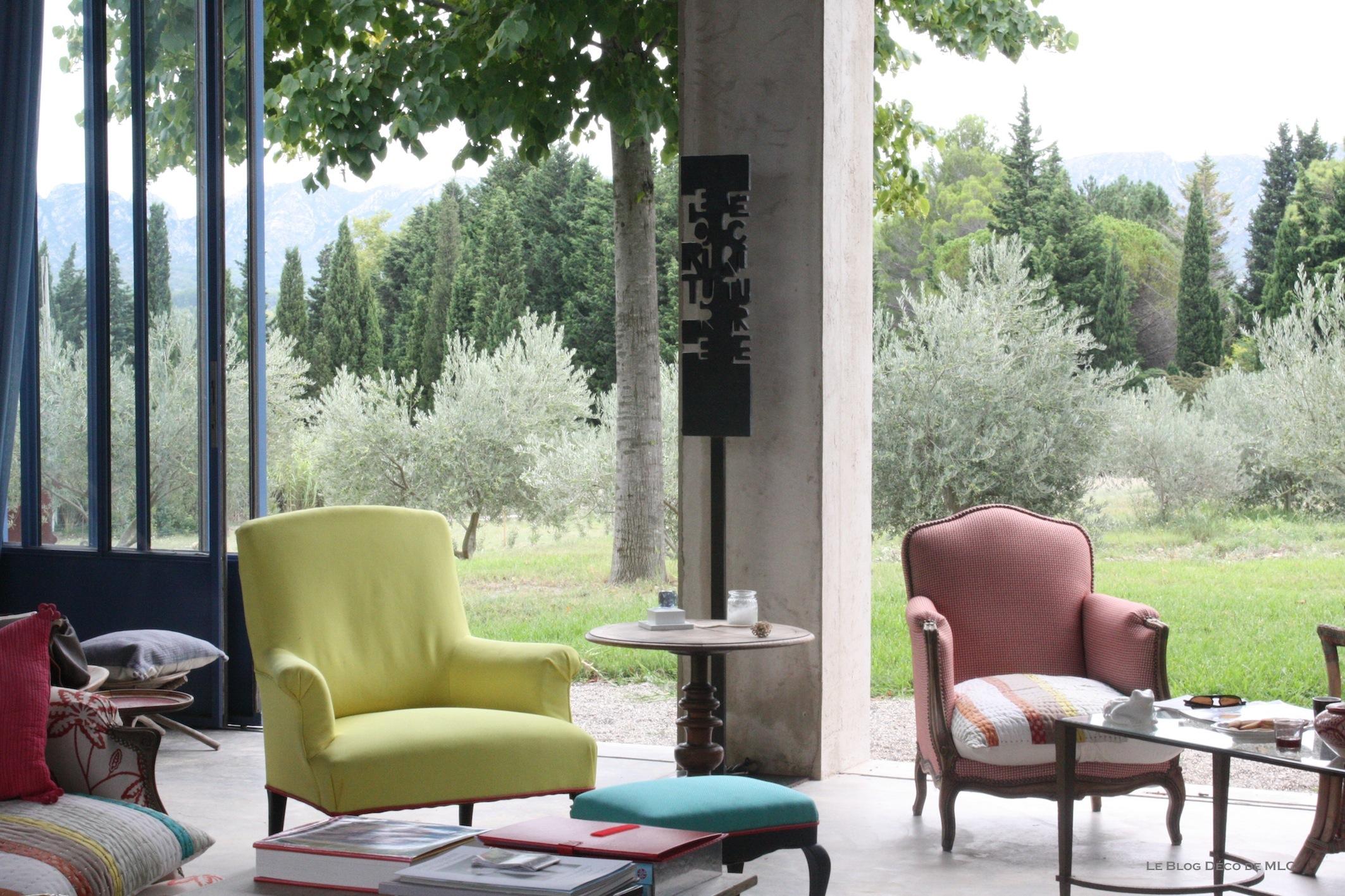 Provence archives le blog d co de mlc - Maison couleur provence ...