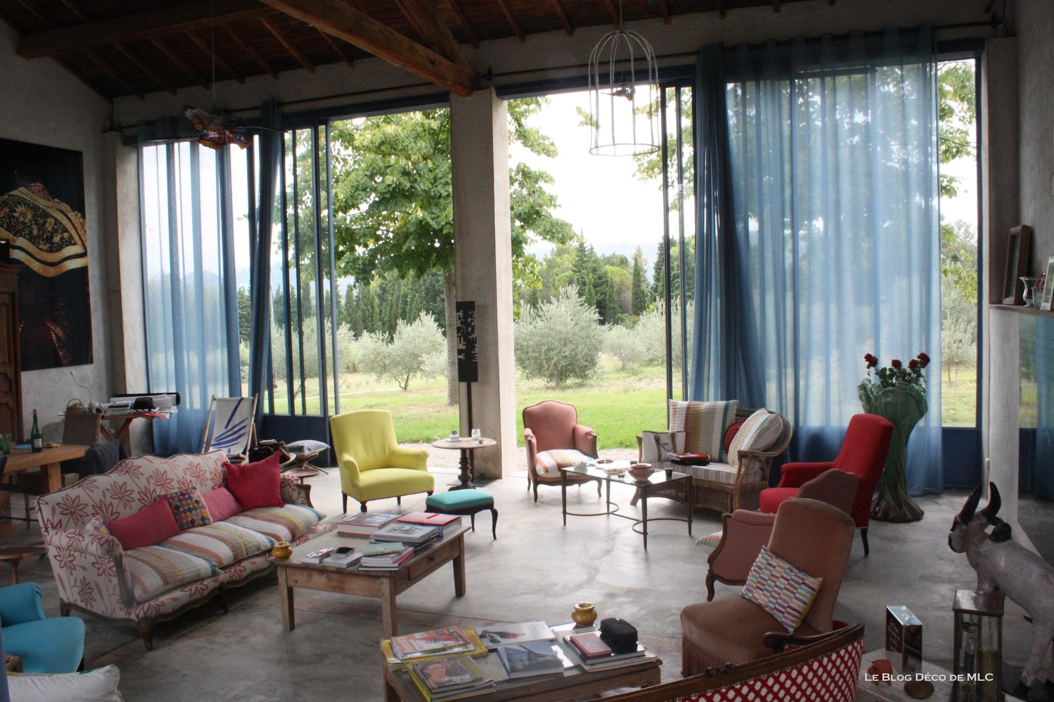 Une maison en provence archives le blog d co de mlc - Maison couleur provence ...