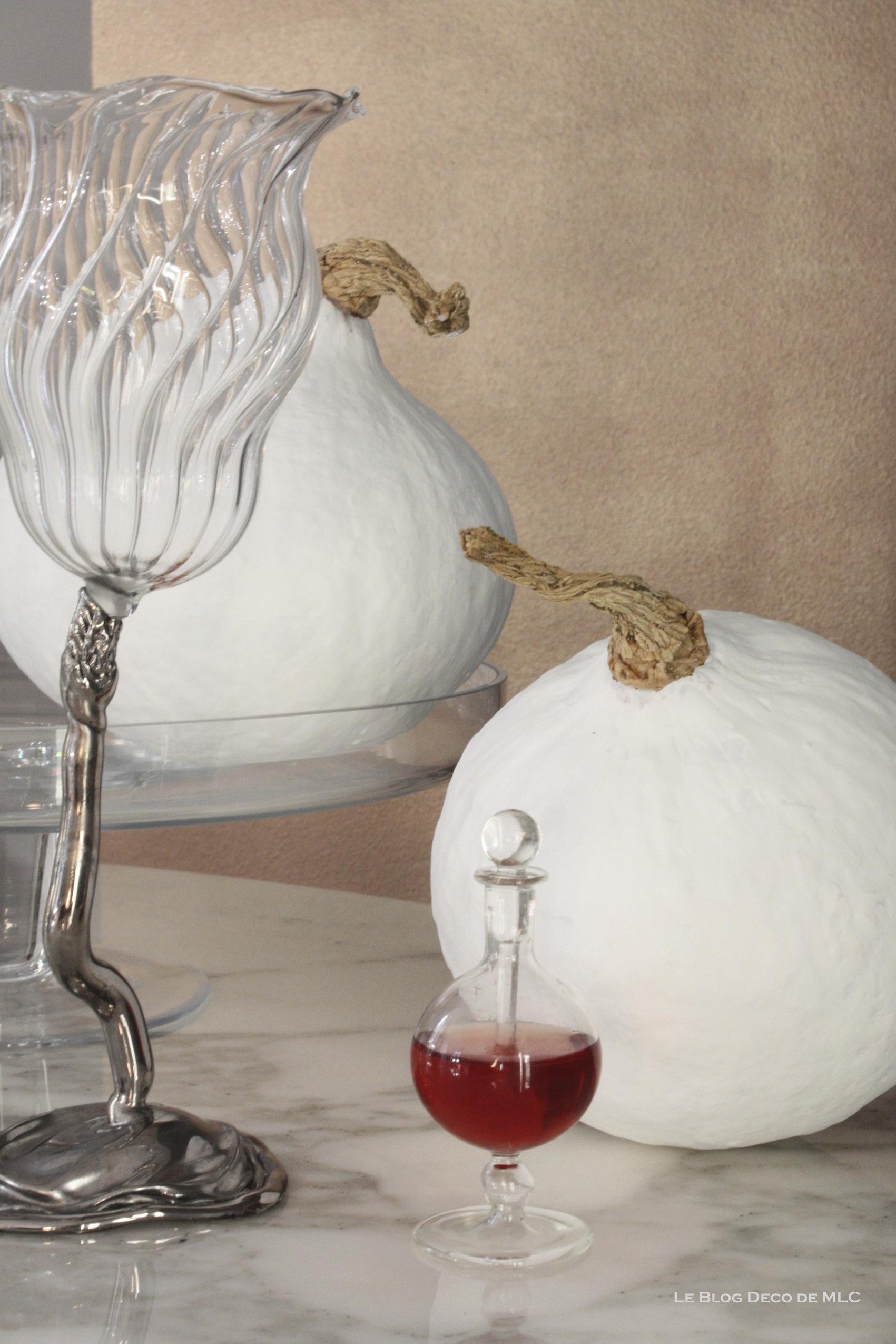 decoration citrouille blanche. Black Bedroom Furniture Sets. Home Design Ideas