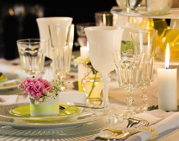 Table de f te archives le blog d co de mlc - Ordre des verres a table ...