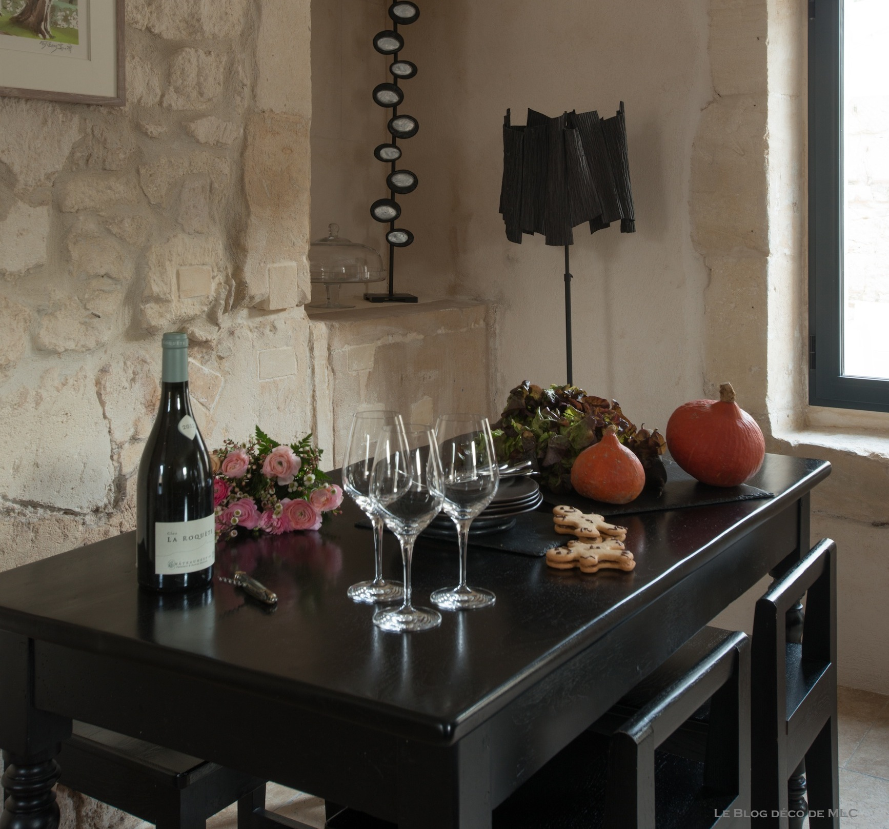 d co table d 39 automne le blog d co de mlc. Black Bedroom Furniture Sets. Home Design Ideas