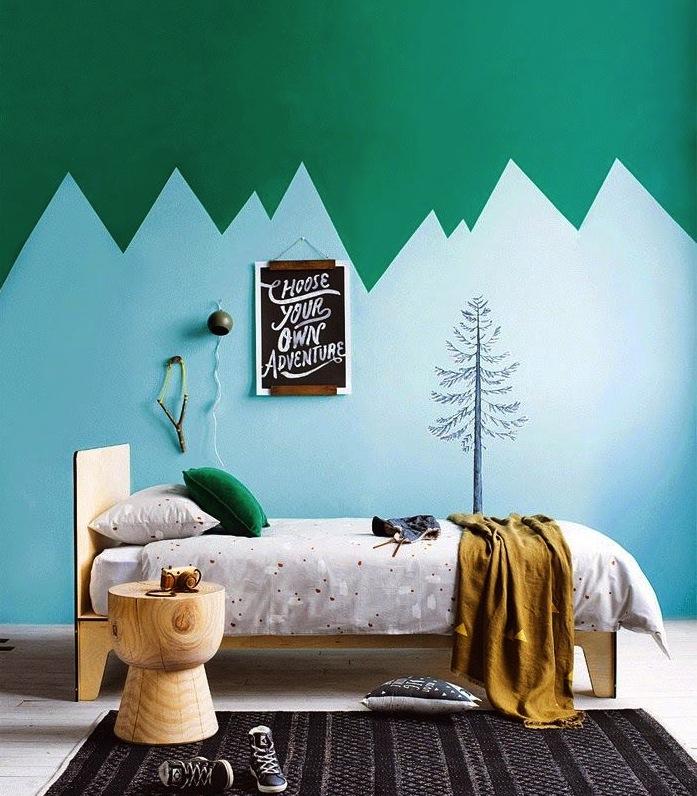chambre-enfant-deco-mur-montagne-silhouette-poppytalk com-c