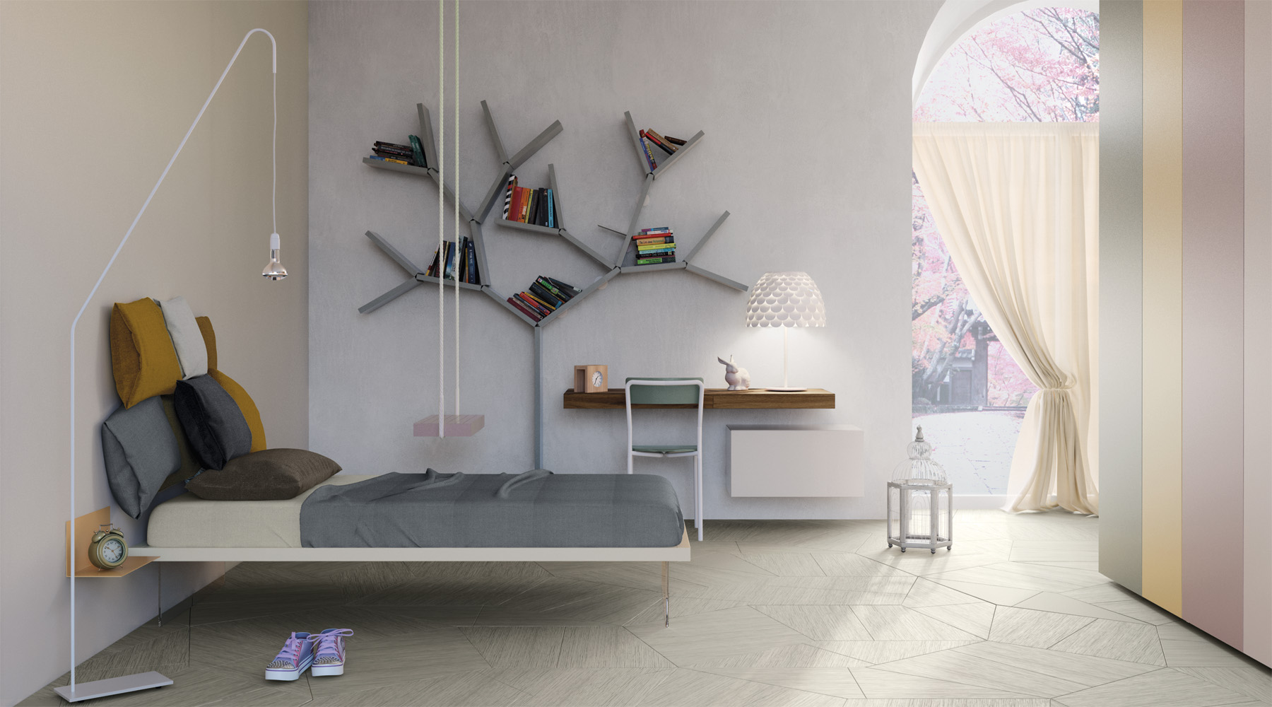 D co chambre enfant design for Decoration chambre design