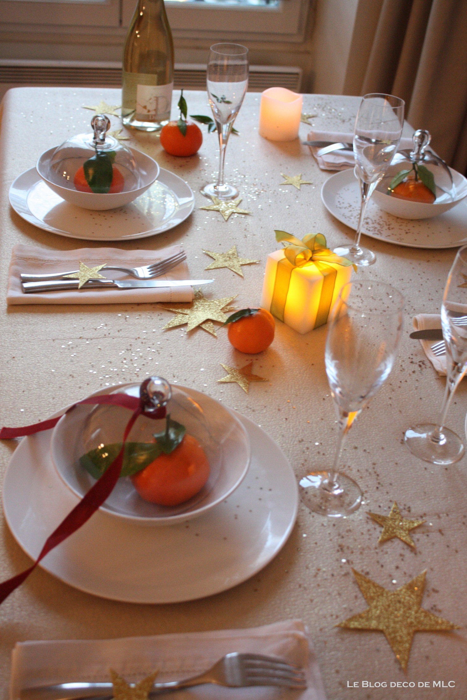 ma-deco-de-table-de noel-or-orange-vert-2