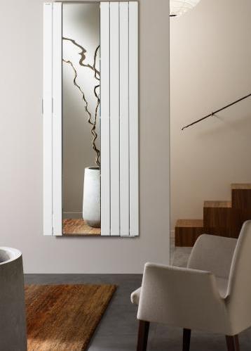 Radiateurs design chauffage for Cherche miroir design