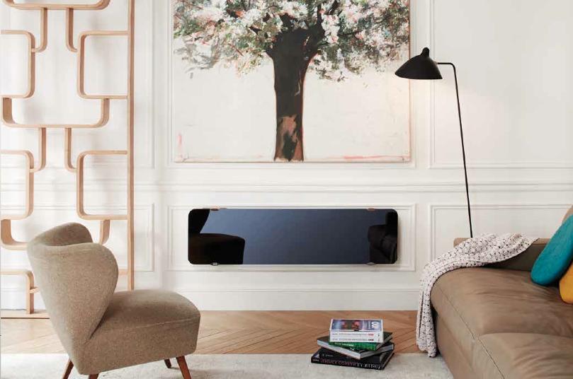 radiateurs design chauffage. Black Bedroom Furniture Sets. Home Design Ideas