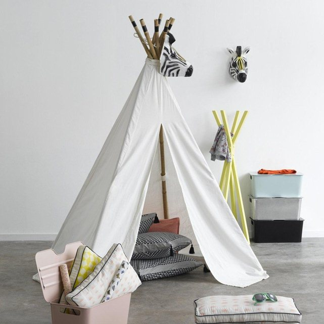 tipi enfant pour une chambre d co le blog deco de mlc. Black Bedroom Furniture Sets. Home Design Ideas