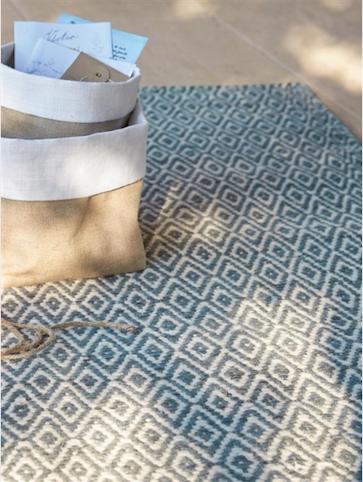 Maison du tapis amazing tapis tress en sisal beige x cm - La maison du tapis ...