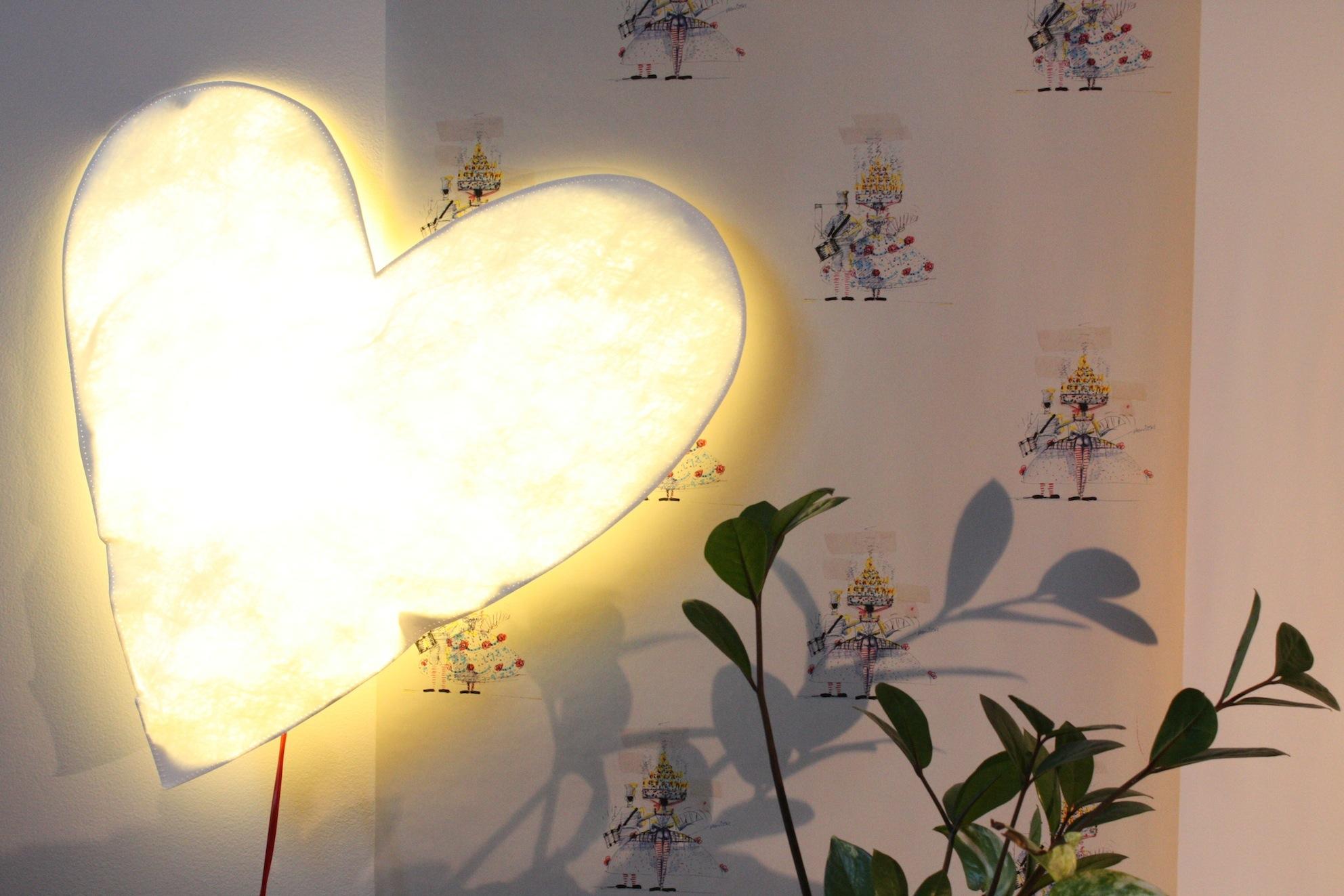 Saint valentin d co lumineuse le blog d co de mlc - Deco chambre saint valentin ...