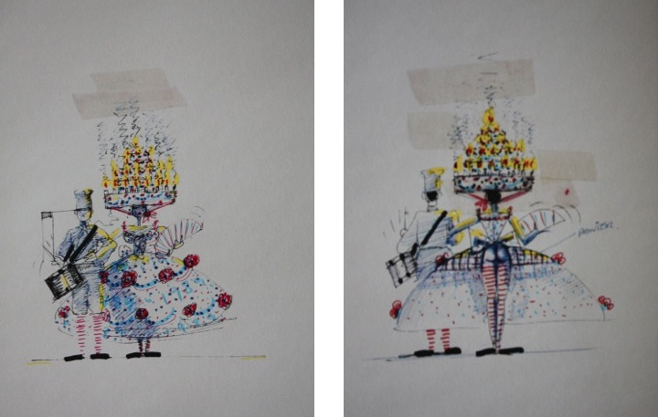 Jean paul goude archives le blog d co de mlc - Papier peint humour ...