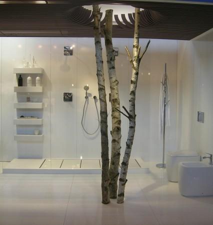 salle de bain d co branchages et fleurs une tendance suivre le blog d co de mlc. Black Bedroom Furniture Sets. Home Design Ideas