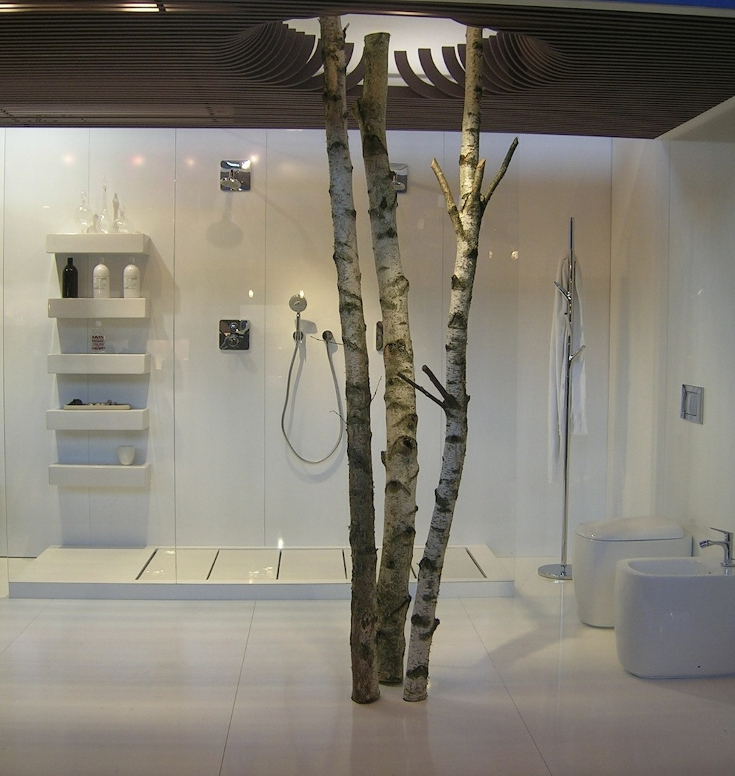 Tronc d 39 arbre archives le blog d co de mlc for Deco salle de bain douche