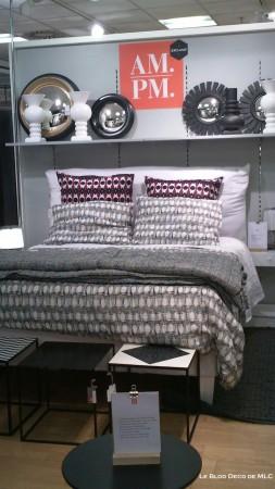 ampm est au bhv marais. Black Bedroom Furniture Sets. Home Design Ideas