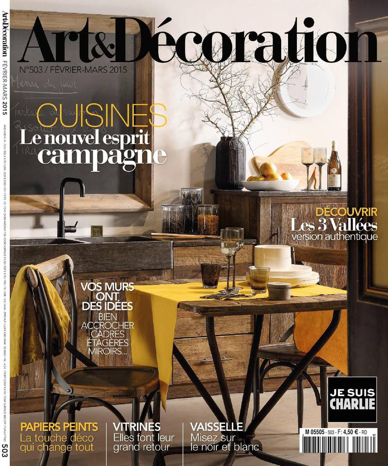 Meubles cuisine ind pendants archives le blog d co de mlc for Magazine de decoration interieure gratuit