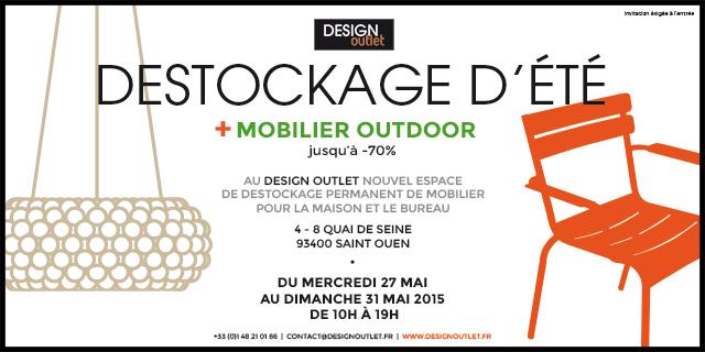 Saint ouen archives le blog d co de mlc - Destockage mobilier design ...