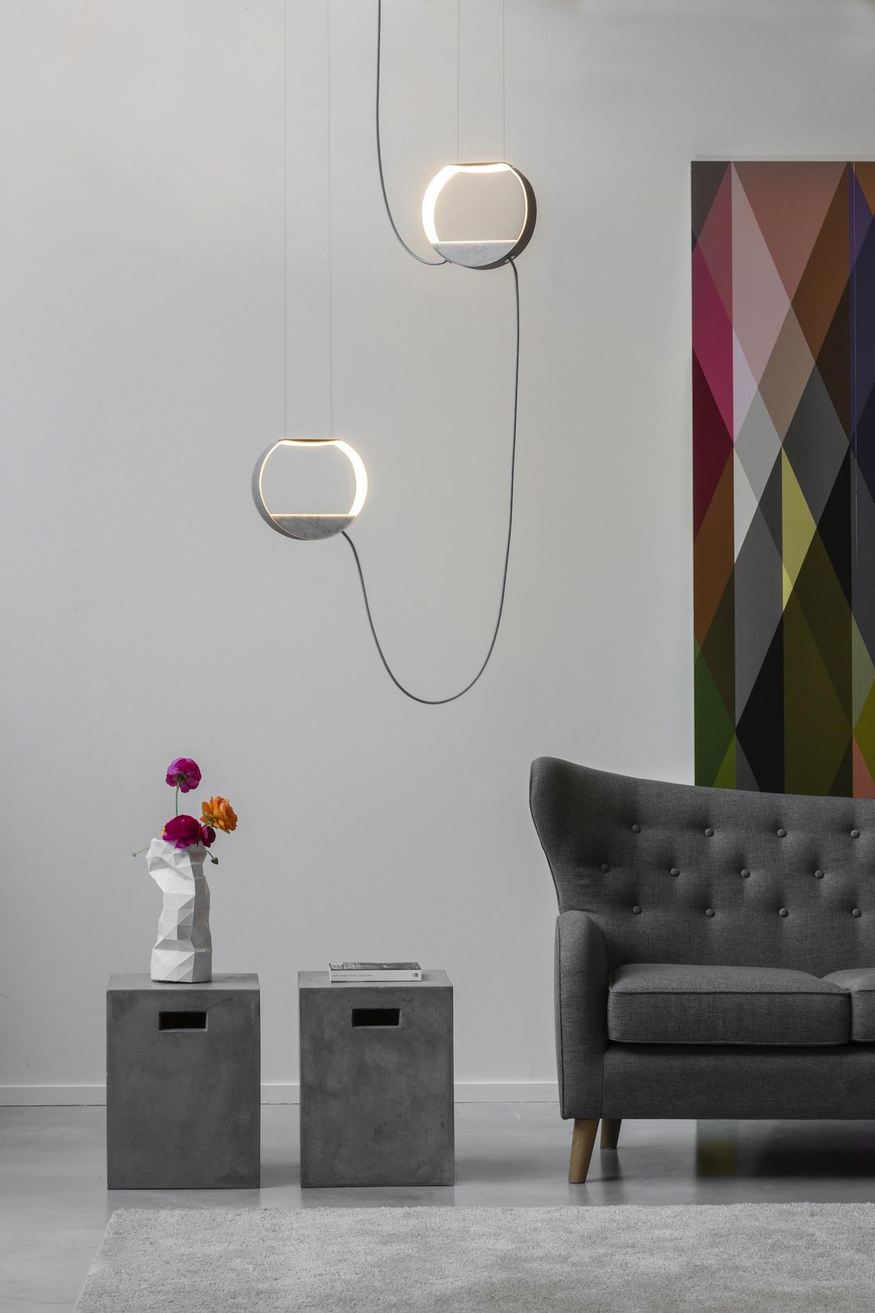 Suspension Luminaire G Om Trique Lampe