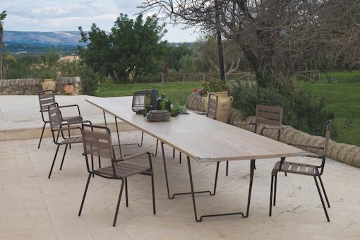 Quelle table et chaise de jardin choisir pour r unir sa tribu for Table exterieur unopiu