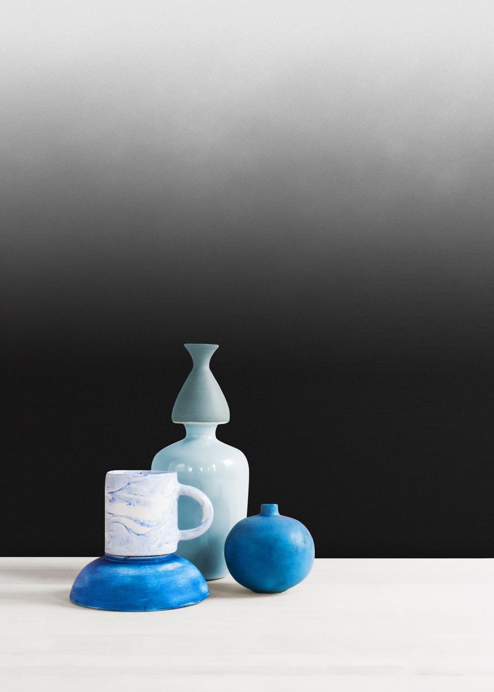 le tie dye en papier peint et d co murale blog d co de mlc. Black Bedroom Furniture Sets. Home Design Ideas