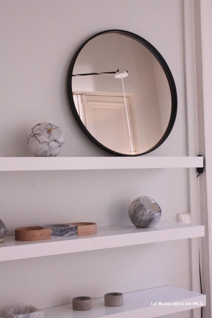 bo concept miroir rond