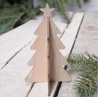 decoration-noel-sapin-table