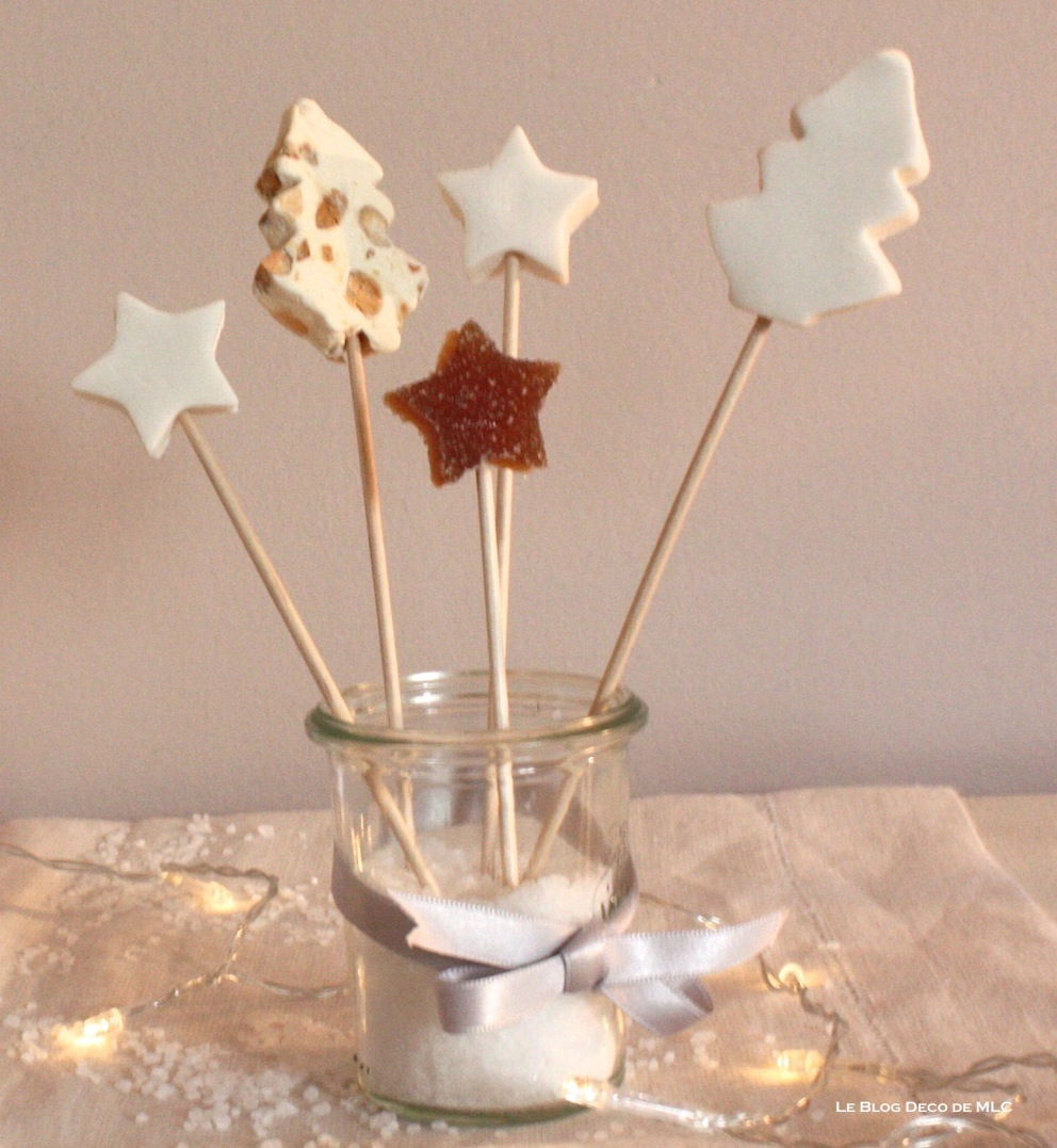 Sapin nougat archives le blog d co de mlc - Decor de table pour noel a faire soi meme ...