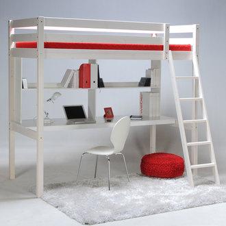Quel lit mezzanine lit hauteur enfant choisir - Lit mezzanine quel age ...