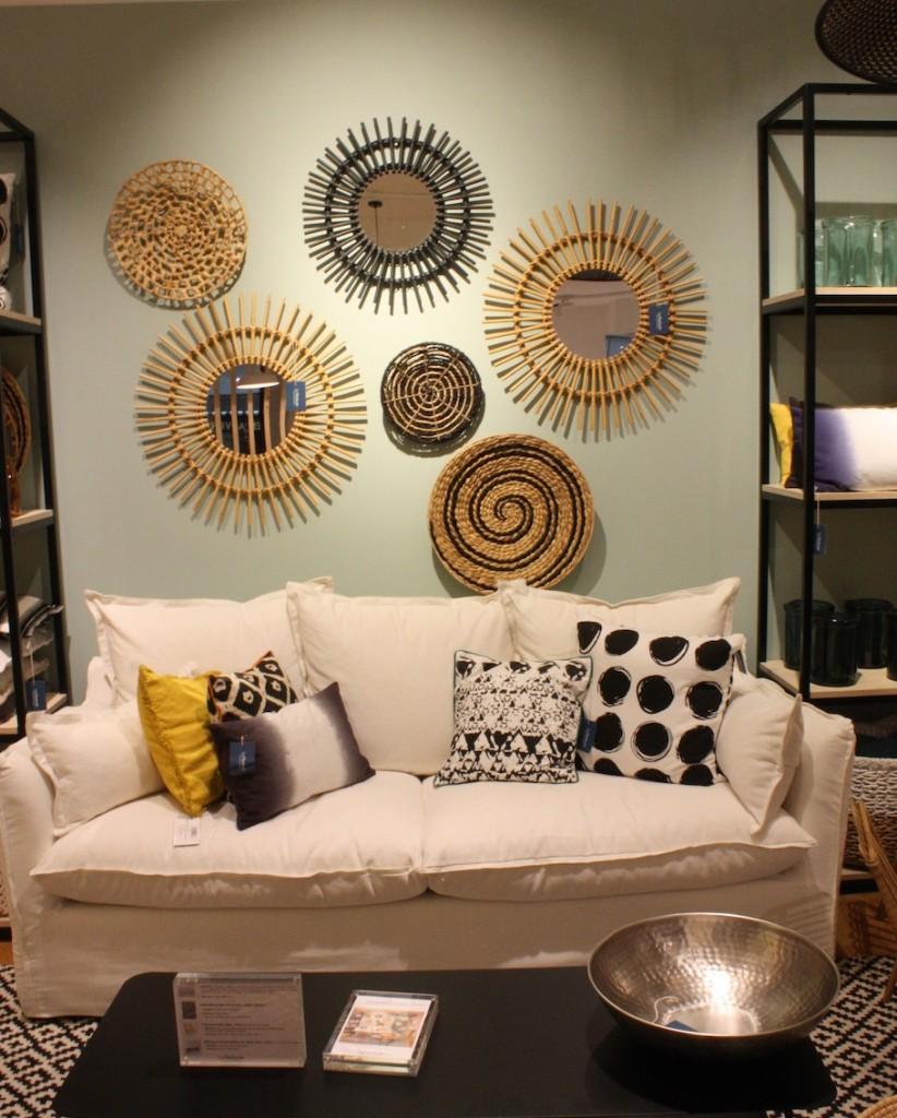 la redoute int rieur ouvre son premier magasin. Black Bedroom Furniture Sets. Home Design Ideas