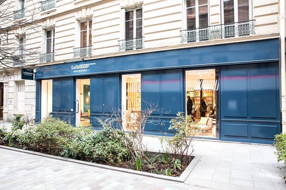 La redoute int rieur ouvre son premier magasin - La redoute interieur boutique ...