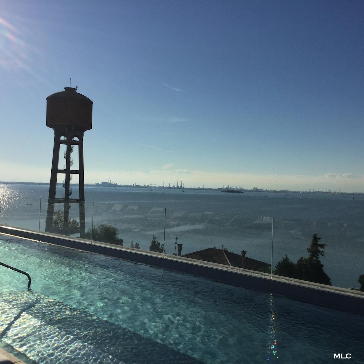 Venise h tel d co jw marriott venice resort le blog for Venise hotel piscine