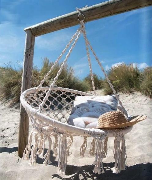chaise-corde-suspendue-bohemian-plage
