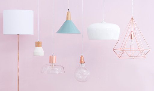 luminaire cuivre maison du monde copper lighting