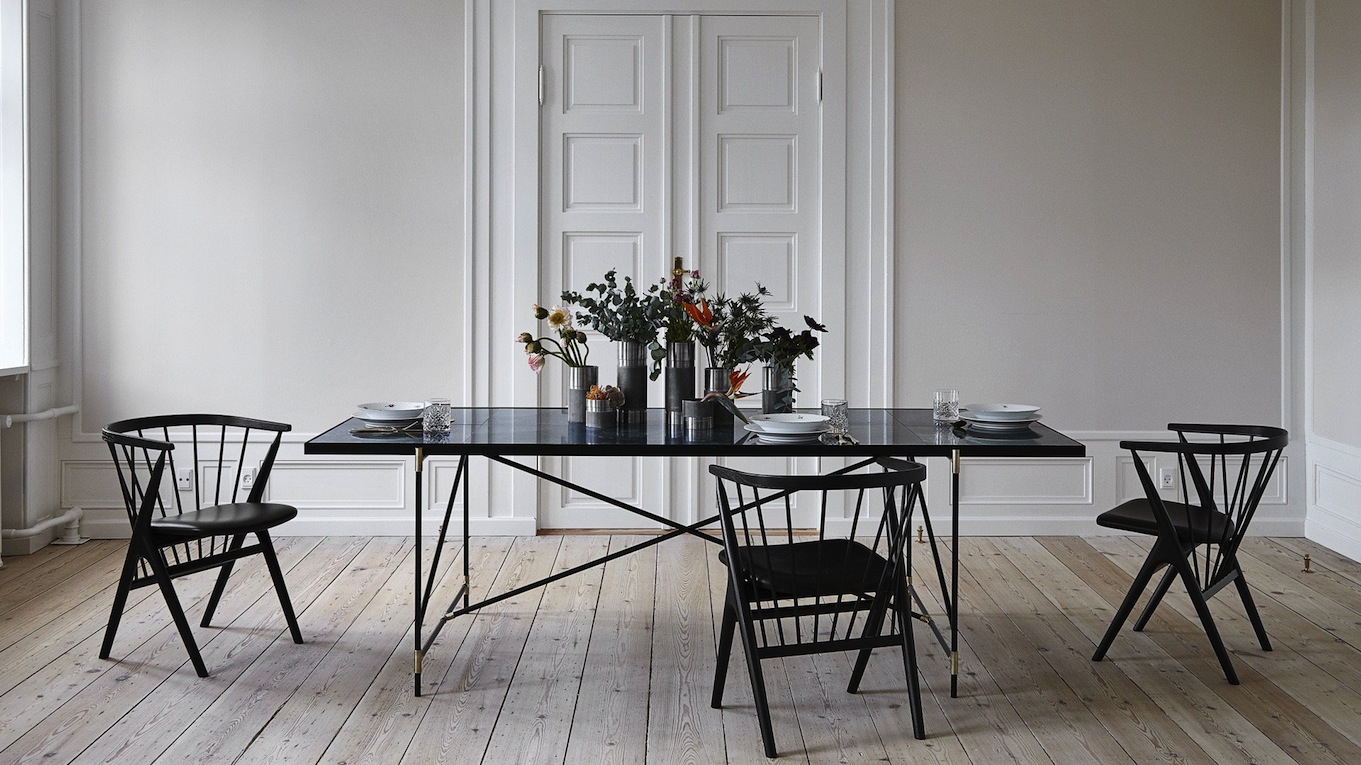 Meuble design archives le blog d co de mlc for Table salle a manger en marbre design