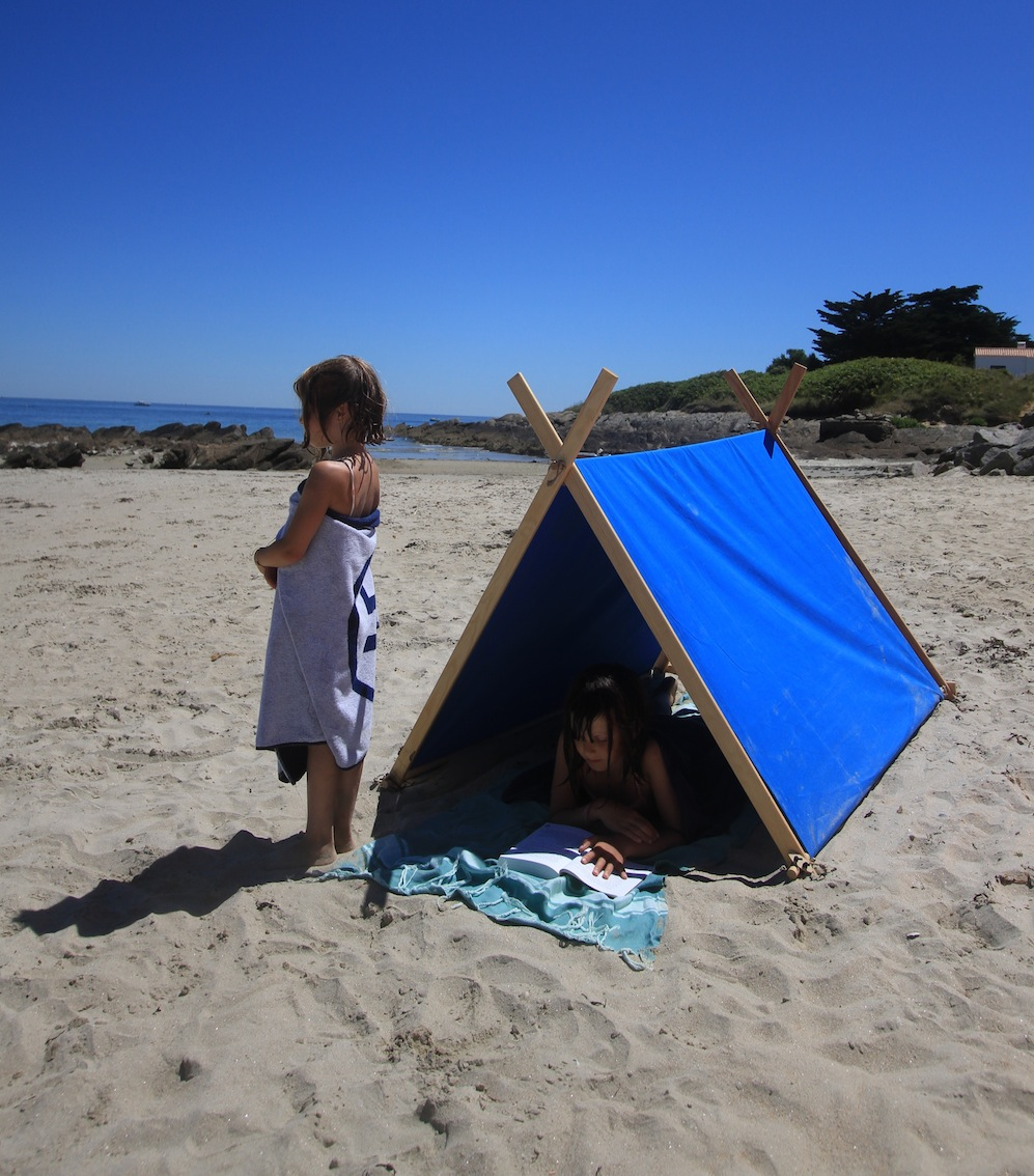 tente de plage Archives - Le Blog déco de MLC