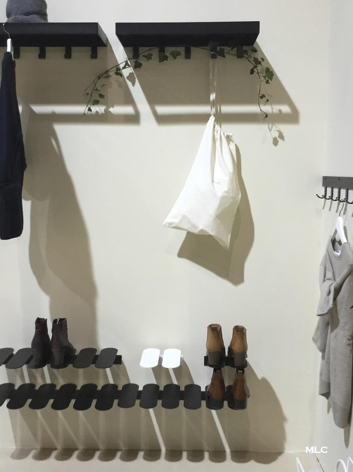 Dressing archives le blog d co de mlc - Rangement chaussures dressing ...