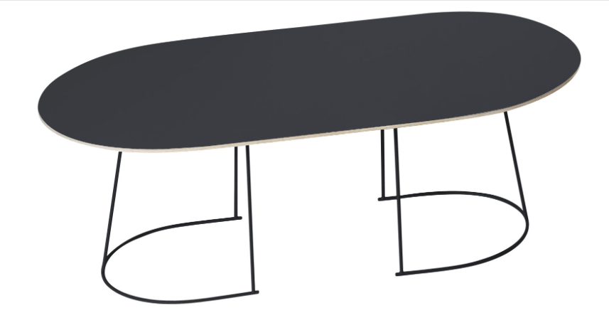 table basse ovale nouvelle tendance 2 le blog d co de mlc. Black Bedroom Furniture Sets. Home Design Ideas