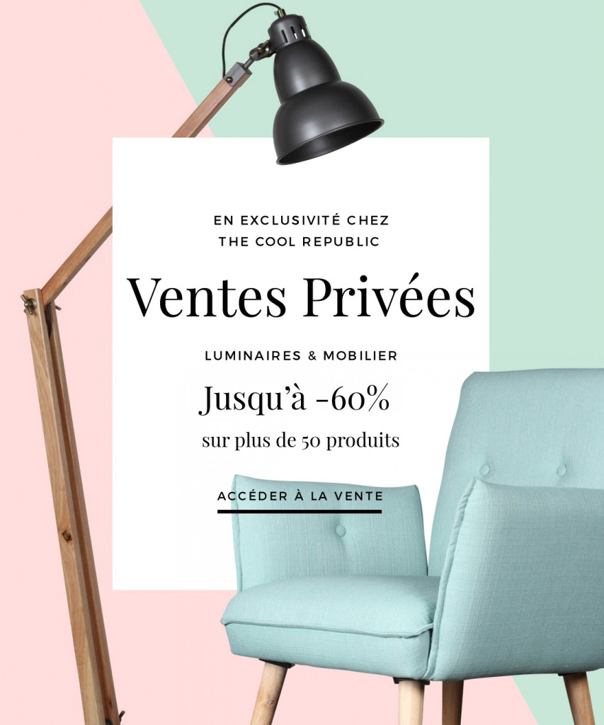 Lampe archives le blog d co de mlc - Ventes privees mobilier ...