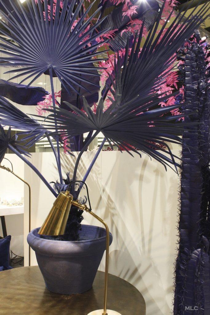 La plante bleue d co xxl le blog d co de mlc for Plante bleue