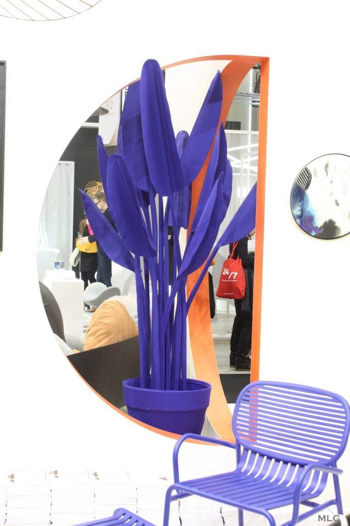 la plante bleue d co xxl le blog d co de mlc. Black Bedroom Furniture Sets. Home Design Ideas