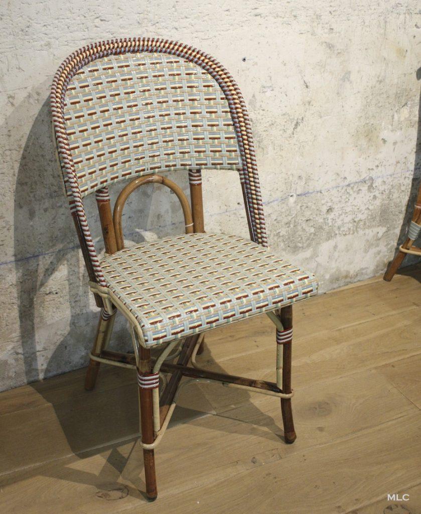 la plus belle chaise bistrot de terrasse. Black Bedroom Furniture Sets. Home Design Ideas