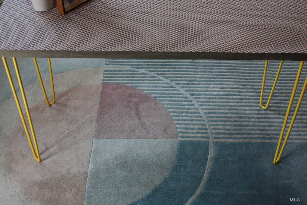Jaune archives le blog d co de mlc Beaux tapis contemporains