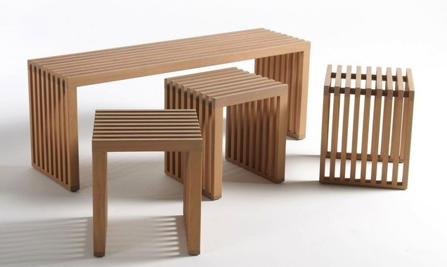 tabouret pour plante maison design. Black Bedroom Furniture Sets. Home Design Ideas