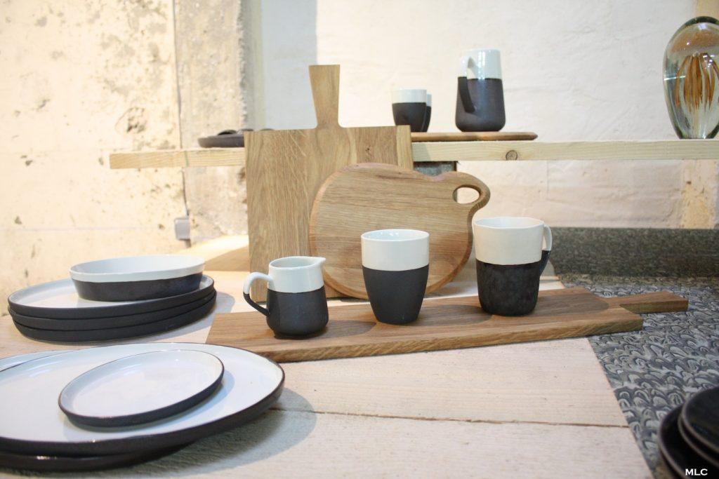 Accumulation de planche d couper en cuisine - Planche bois cuisine ...