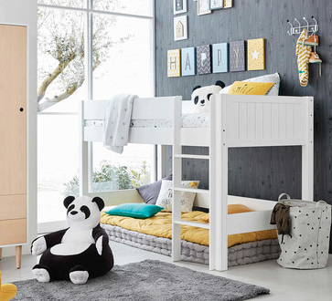 quel lit mezzanine lit hauteur enfant choisir. Black Bedroom Furniture Sets. Home Design Ideas
