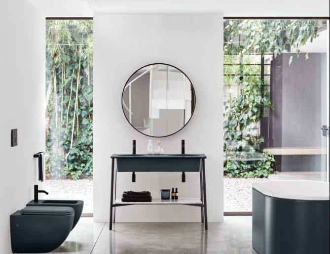 Vasque salle de bain meuble lavabo le blog d co de mlc for Meuble salle de bain porcelanosa